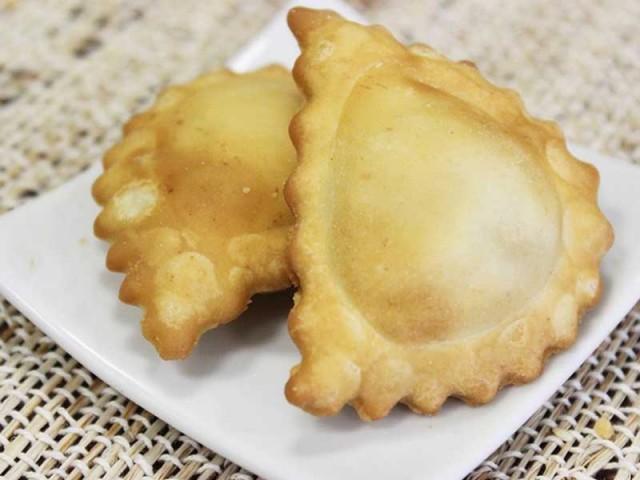 Pastel Camarão